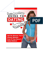 Mens Quick Start Guide