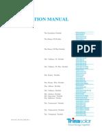 IEC InstallatiIEC_Installation_Manualon Manual