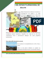Matmil Geografia de Bolivia