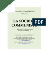 Societe Communiste