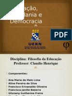 Educação, Cidadania e Democracia.pptx