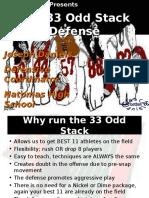 33 Stack Defense Natomas HS
