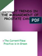5. Current Management of Prostate Cancer Prof Mbonu