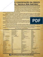 MT (2016) - Escola Sem Partido - ANDES