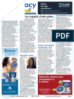 Pharmacy Daily for Mon 26 Sep 2016 - Linfox supply chain plan, Pharmacists celebrated, NSW PATY winner, Weekly Comment and much more