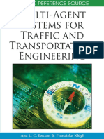 Bazzan and Klugl. Multi-Agent Systems for Traffic and Transportation Engineering