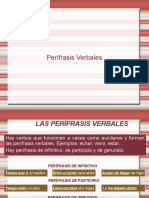 06 Perífrasis Verbal
