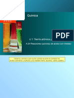 A 24 Reacciones Quc3admicas de c3a1cidos Con Metales