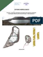 Estudio Hidrologico Irrigación San Antonio