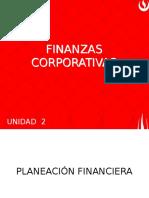 FC Semana 05 - Planeación Financiera