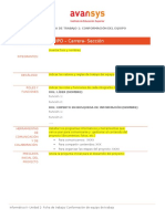 Ft- Conformacion de Equipos