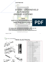 Groenveld Twin Parts Book
