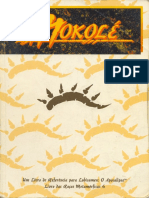 Hengeyokai - Livro de Raça - Mokolé 3ª Edição