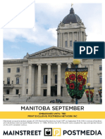 Mainstreet/Postmedia September poll
