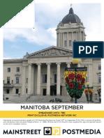 Mainstreet/Postmedia September poll
