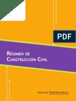 Régimen de Construcción Civil - ASESOR EMPRESARIAL