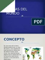 Biomas Del Mundo 3ero Bgu