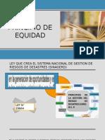 Principio de Equidad- Valessca Fp