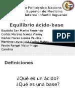 Equilibrio Acido Base Final