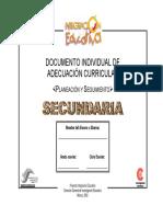 DIAC Secundaria