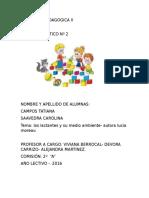 Trabajo Practico de Practica Pedagogica