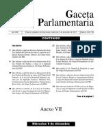 Reforma que expide la Ley General de Adopciones