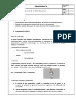 Laboratorio de Operación de Un Motor (1)