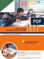 La Reforma Integral de La Educacion Basica