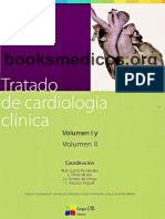 Tratado de Cardiología Clinica - Fernandez