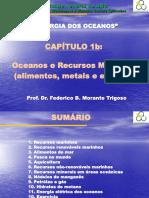 Energia dos Oceanos  Cap1b_Alimentos, Metais e Energia