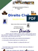 Direito Civil No%E7%F5es Gerais
