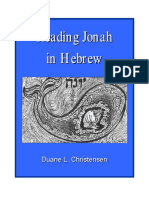 Dlc Reading Jonah b