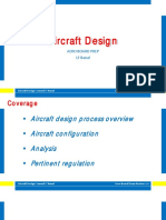 Aircraft Design 2015