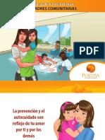 Manual de Autocuidado Para Madres Comunitarias