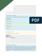 Cuestionario 2.2 Estadistica