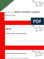 Banco de Dados Orientado a Grafos