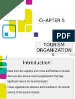 CHPT 5 TOURISM ORGANIZATIONS.pptx