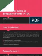 Taller Casos Clinicos Tea 2016