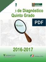 5° Examen de Diagnóstico
