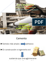 Cemento Porlandt Clases Civil