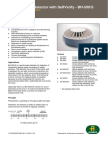 Optical Smoke Detector With SelfVerify Bh500s