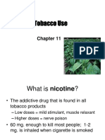 tobacco notes - packet 4
