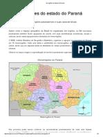 As regiões do estado do Paraná.pdf