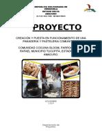 Proyecto Panaderia Cocuina Bloom