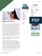 Margarita García Robayo | Ni a Palos