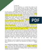 2. Romualdez vs RTC_Case Digests
