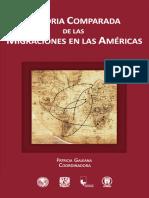 Historia Comparada de Las Migraciones en Las Américas