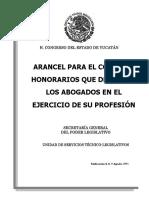 Arancel del Abogado Yucatán.pdf