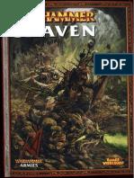 Skaven - 7th Edition Warhammer Army Book