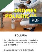 SINDROMES POLIURICOS